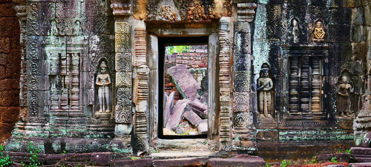 Siem Reap Tempel: Jenseits vom Trubel