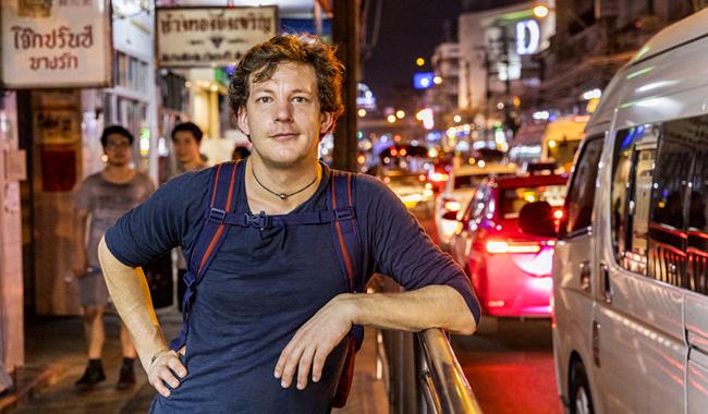 "Thailand Lifestyle präsentiert: das neue Kochbuch von Ben Kindler ""Bangkok Original Streetfood"". Foto: Joss Andress"
