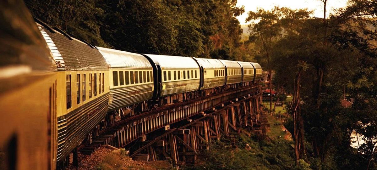 Kanchanaburi: 2-Tages-Sondertrip im Luxuszug