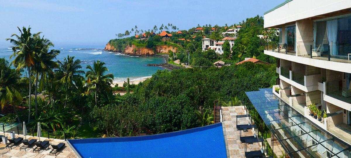 Aryuveda Hotel, Sri Lanka: Ayurvie Weligama