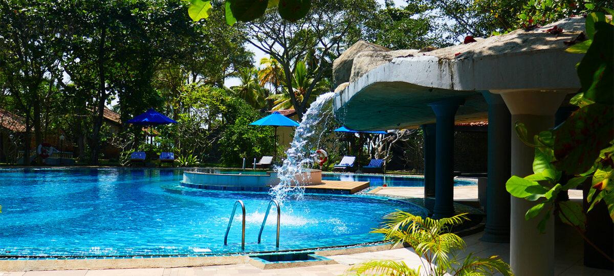 Ayurveda Hotel, Sri Lanka: Siddhalepa Resort