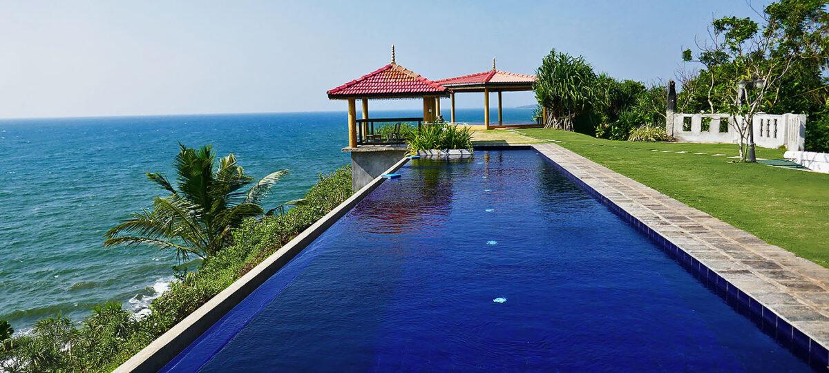 Ayurveda Hotel, Sri Lanka: Hiru Villa